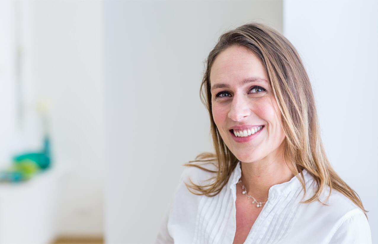 Praxismanagerin Susanne Fröhlich