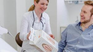Beratung durch Ihren Zahnarzt in Köln