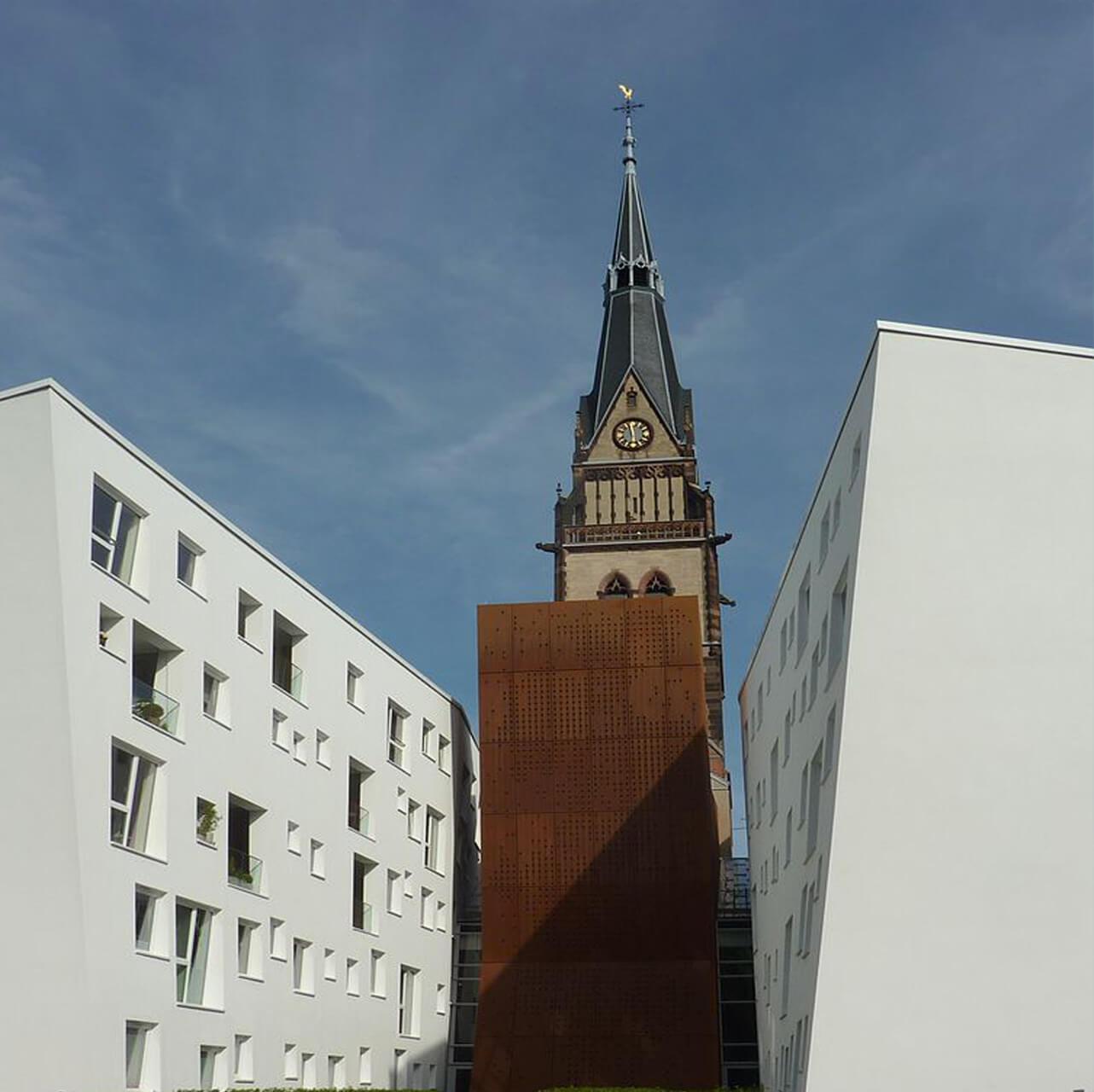 Zahnarzt in der Christuskirche Köln
